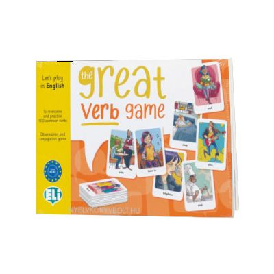 The Great Verb Game A2-B2, ELI