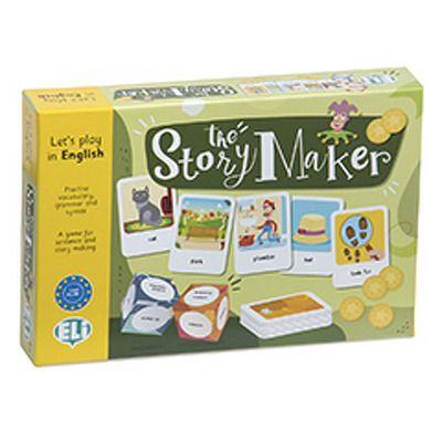 The Story Maker Level A2-B1, ELI