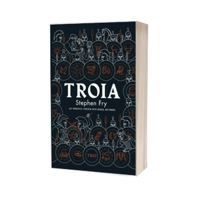 Troia, Stephen Fry, Trei
