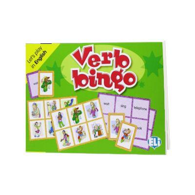 Verb Bingo A1, ELI