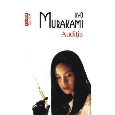 Auditia (editie de buzunar), Ryu Murakami, POLIROM