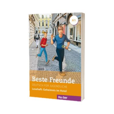 Beste Freunde A1 Leseheft. Geheimnis im Hotel, Annette Vosswinkel, HUEBER