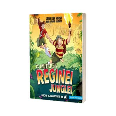 Biroul de investigații nr. 2. În căutarea reginei junglei - editia a II a, Jorn Lier Horst, PARALELA 45