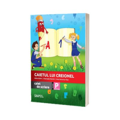 Caietul lui Creionel, Adina Achim, SINAPSIS