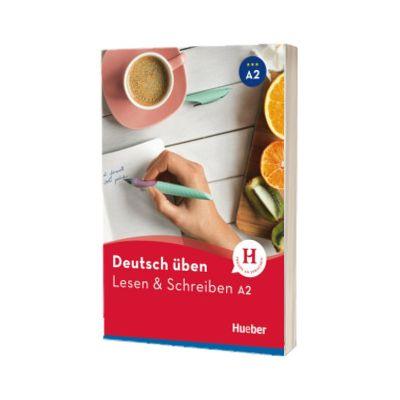 Deutsch uben. Lesen und Schreiben A2 Buch, Anneli Billina, HUEBER