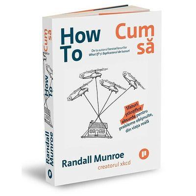 How To - Munroe, Randall, Randall Munroe, PUBLICA