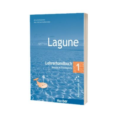 Lagune 1. Lehrerhandbuch, Anna Breitsameter, HUEBER