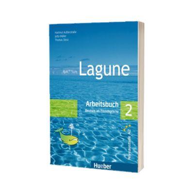 Lagune 2. Arbeitsbuch, Thomas Storz, HUEBER