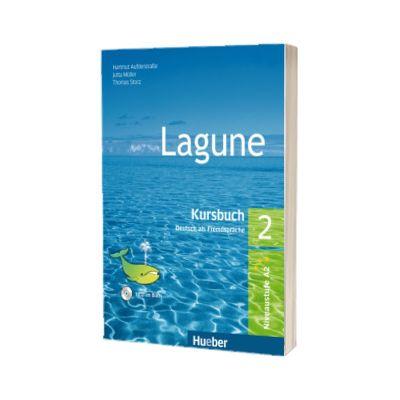 Lagune 2. Kursbuch mit Audio CD, Thomas Storz, HUEBER