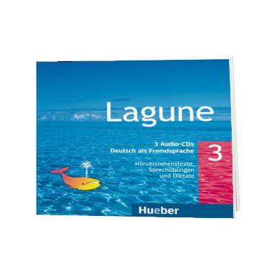 Lagune 3. 3 Audio CDs, Thomas Storz, HUEBER