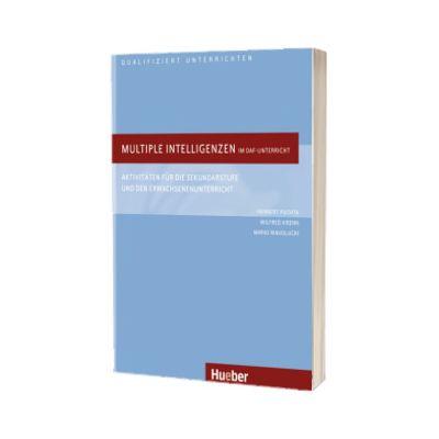 Multiple Intelligenzen im DaF-Unterricht. Buch Aktivitaten fur die Sekundarstufe und den Erwachsenenunterricht, Wilfried Krenn, HUEBER