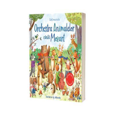 Orchestra Animalelor canta Mozart (Usborne), UNIVERS ENCICLOPEDIC