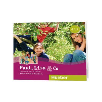Paul, Lisa und Co A1. 2 Audio CD, Manuela Georgiakaki, HUEBER