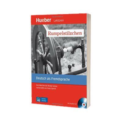 Rumpelstilzchen. Leseheft mit Audio CD, Franz Specht, HUEBER