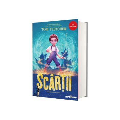 Scartii, colectia red adventure, Tom Fletcher, ARTHUR