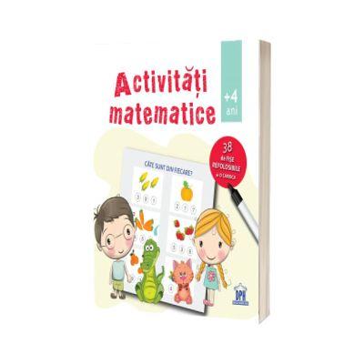 Activitati matematice, DIDACTICA PUBLISHING HOUSE