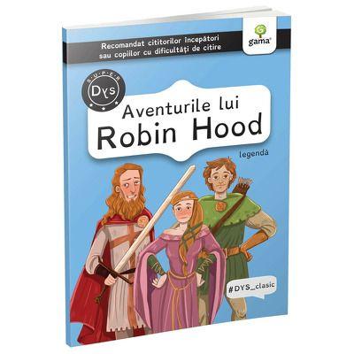 Aventurile lui Robin Hood, Sabina Drinceanu, GAMA