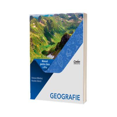Geografie. Manual pentru clasa a IV-a 2021, Octavian Mândruţ, CORINT