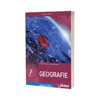 Geografie, manual pentru clasa a IV-a 2021, Manuela Popescu, INTUITEXT