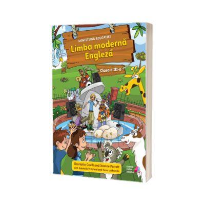 Limba engleza, manual pentru clasa a III-a, Excellent English Education
