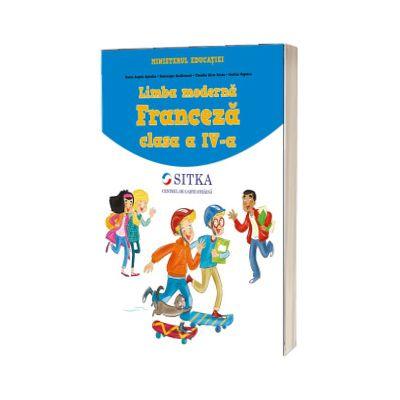 Limba moderna Franceza manual pentru clasa a IV-a, M. A. Apicella, Sitka