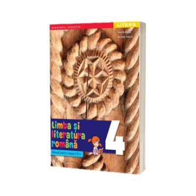Limba si literatura romana. Manual pentru clasa a IV‑a 2021, Daniela Besliu, LITERA