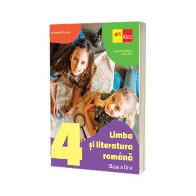 Limba si literatura romana. Manual pentru clasa a IV-a 2021, Cleopatra Mihailescu, ART GRUP EDUCATIONAL