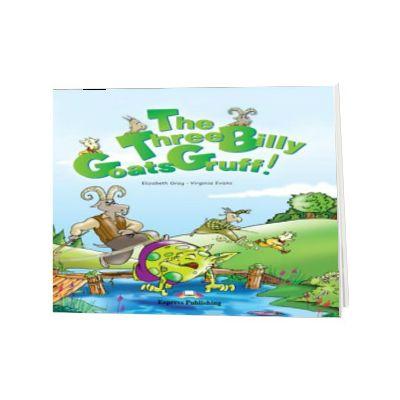 Literatura adaptata pentru copii. The Three Billy Goats Gruff DVD
