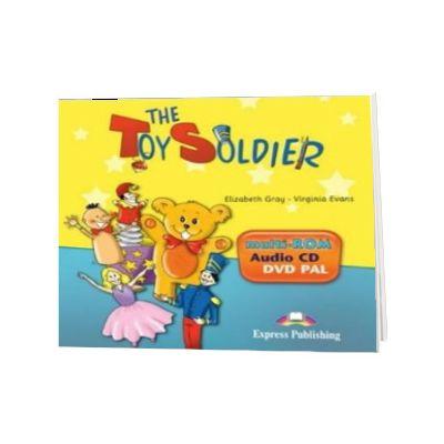 Literatura adaptata pentru copii. The Toy Soldier DVD