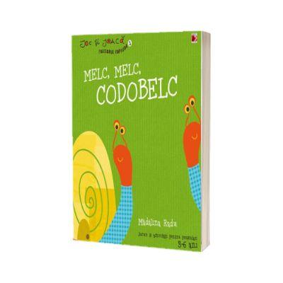 Melc, melc, codobelc, Madalina Radu, PARALELA 45