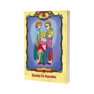Sarea in bucate. Carte de colorat, Ionel Nedelcu, PARALELA 45