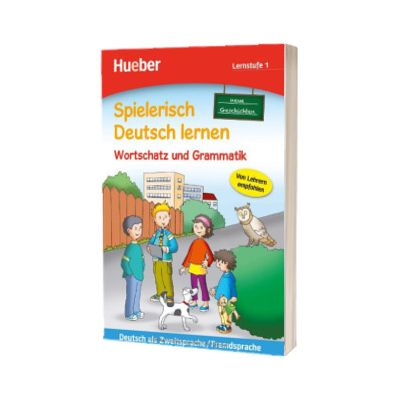 Spielerisch Deutsch Lernen. Lernstufe 1. Wortschatz Und Grammatik, Christiane Grosskopf, HUEBER