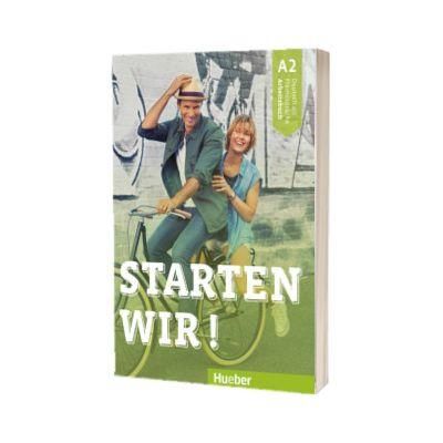 Starten wir! A 2 Arbeitsbuch, Rolf Bruseke, HUEBER