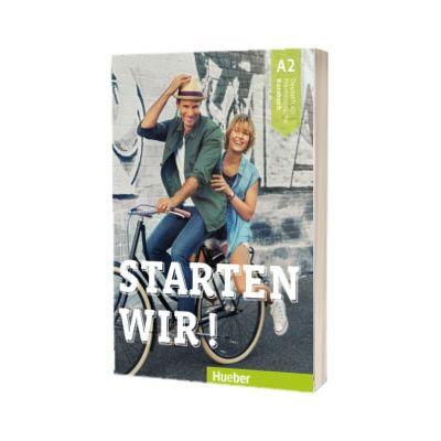 Starten wir! A 2 Kursbuch, Rolf Bruseke, HUEBER