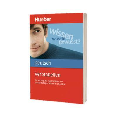 Verbtabellen, Sabine Dinsel, HUEBER