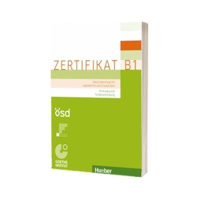 Zertifikat B1, Michaela Perlmann-Balme, HUEBER