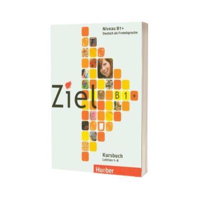 Ziel B1+. Paket Kursbuch und Arbeitsbuch mit Lerner-CD-ROM, Rosa Maria Dallapiazza, HUEBER