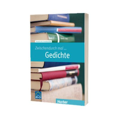 Zwischendurch mal... Gedichte Kopiervorlagen A1-C1, Rainer E. Wicke, HUEBER