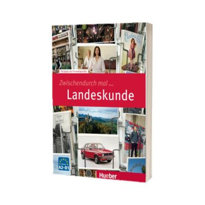 Zwischendurch mal... Landeskunde Kopiervorlagen A2-B1, Franz Specht, HUEBER